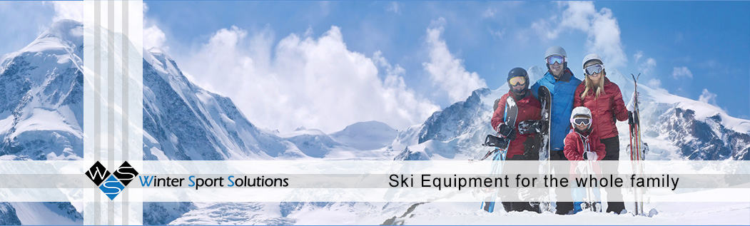 Winter ski equipment